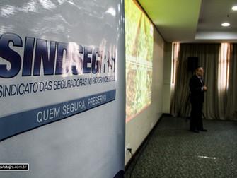Palestra de Wady Cury sobre seguro rural marcou primeira ação do SindSeg-RS