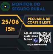 Seguro rural para pecuária de leite e de corte será avaliado em videoconferência do Mapa