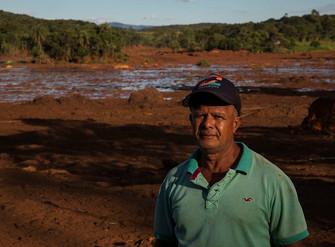 Agricultores lamentam prejuízos e se unem por reparação em Brumadinho