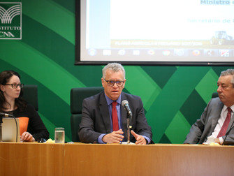 CNA discute Seguro Rural com MAPA e Federações