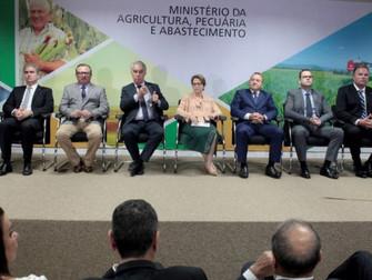 Tereza Cristina dá posse a secretários com ministério fortalecido