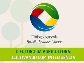 """""""Diálogo Agrícola Brasil - EUA"""" terá o Seguro Rural como um dos temas a serem debatidos"""