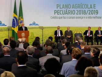MAPA destina R$ 600 milhões para o seguro no Plano Agrícola e Pecuário
