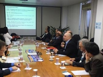 CNA discute Política Nacional de Gestão de Riscos Agropecuários
