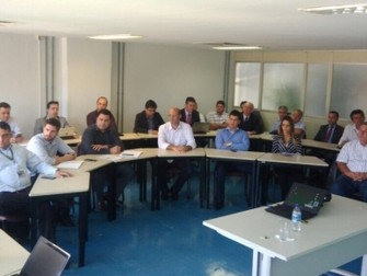 CNA debate Seguro Rural com entidades na sede da FAEG