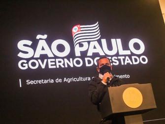 Governo lança AgroSP+Seguro e anuncia R$ 215 milhões para crédito e seguro rural