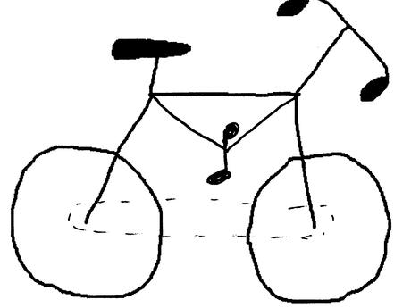 La bicicleta mágica