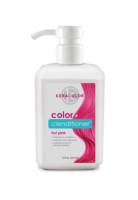 Keracolor Hot Pink Color Chart