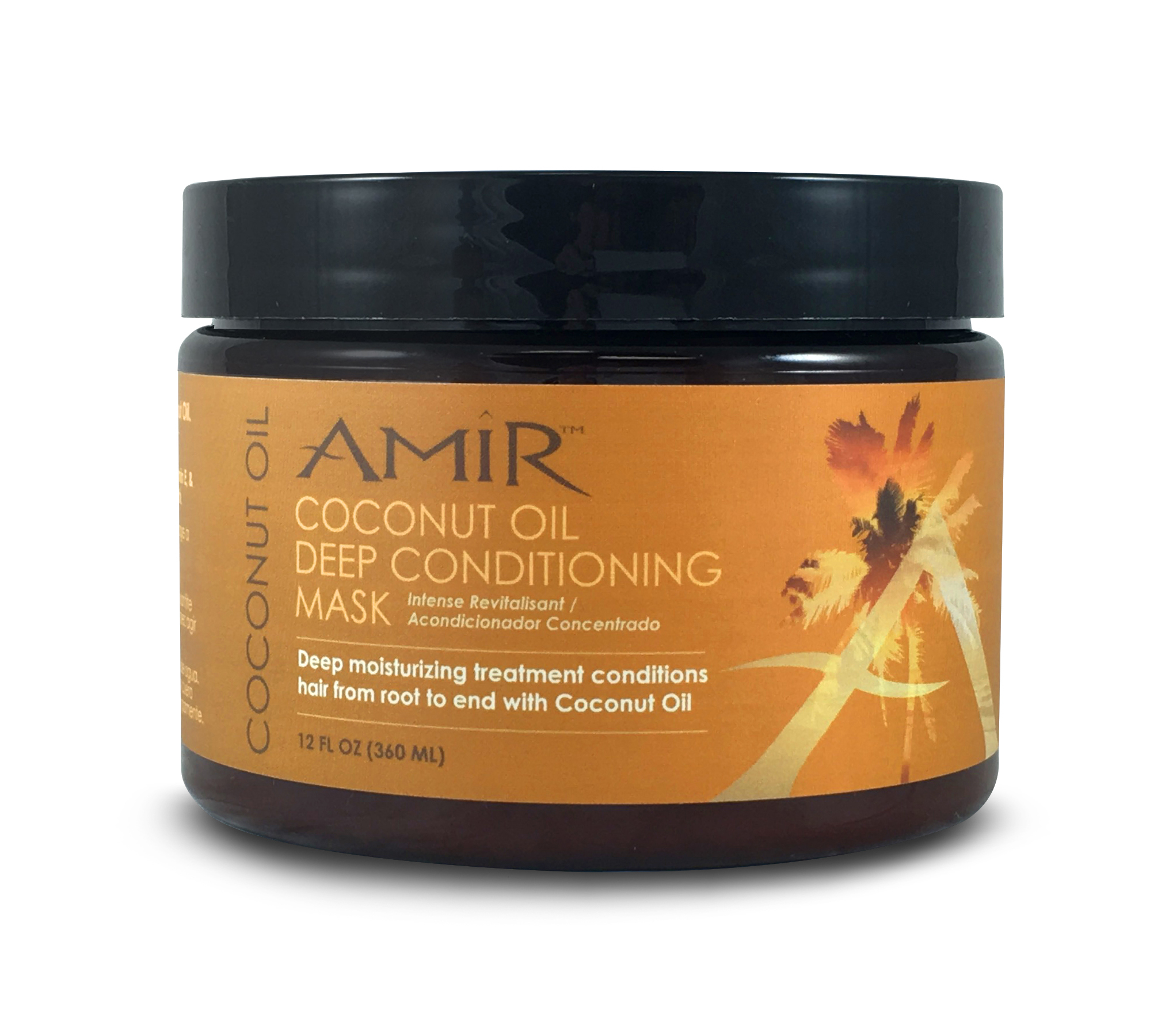 Coconut Deep Conditioning Mask