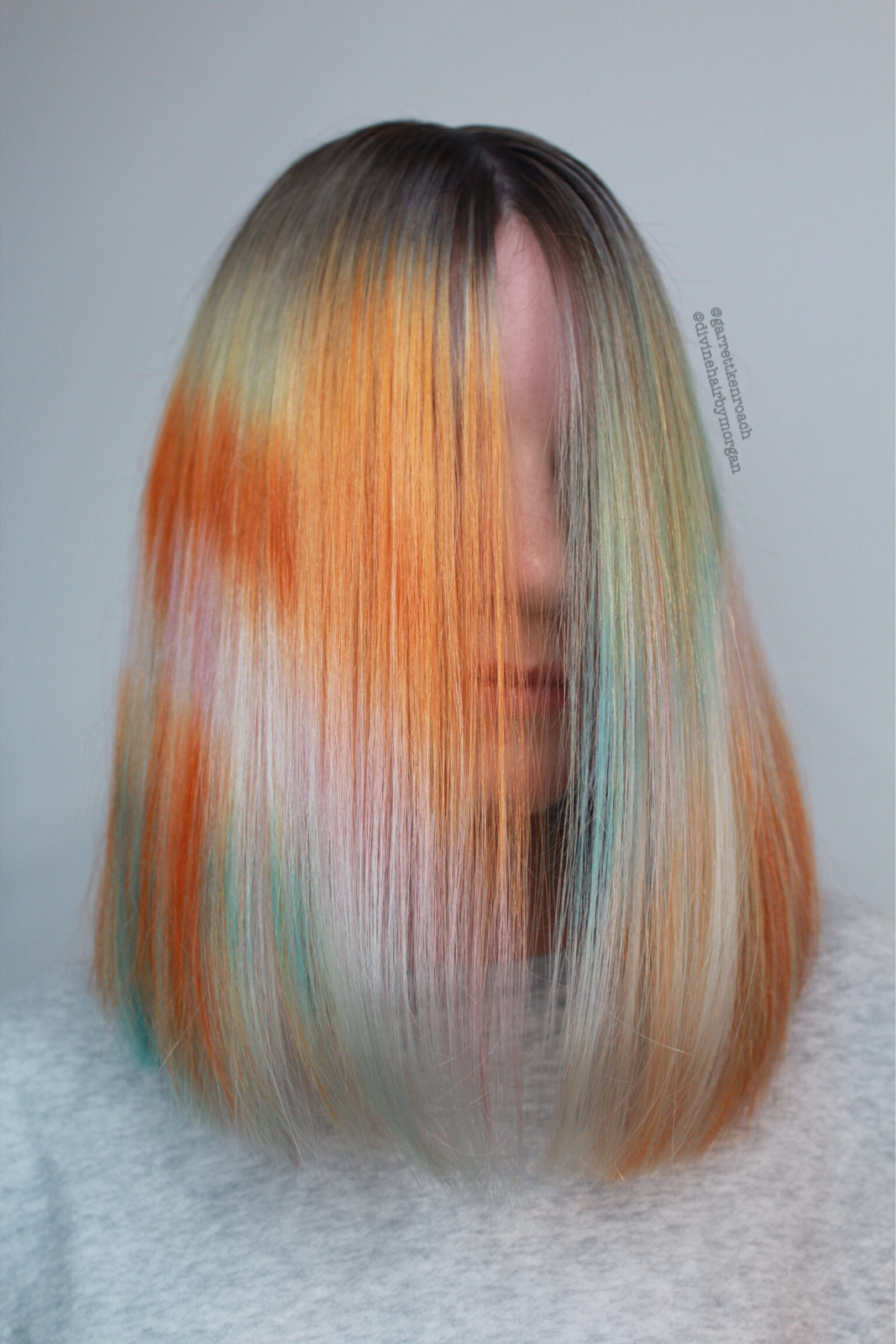 CLENDITIONER-COPPER-ROSEGOLD-EMERALD+TEAL-GARRETTKENROACH-DIVINEHAIRBYMORGAN-5