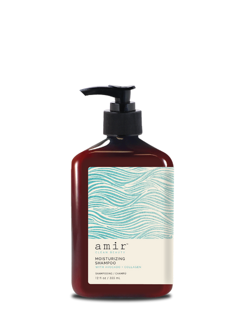 Moisturizing Shampoo 12 oz