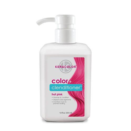 Color + Clenditioner Hot Pink