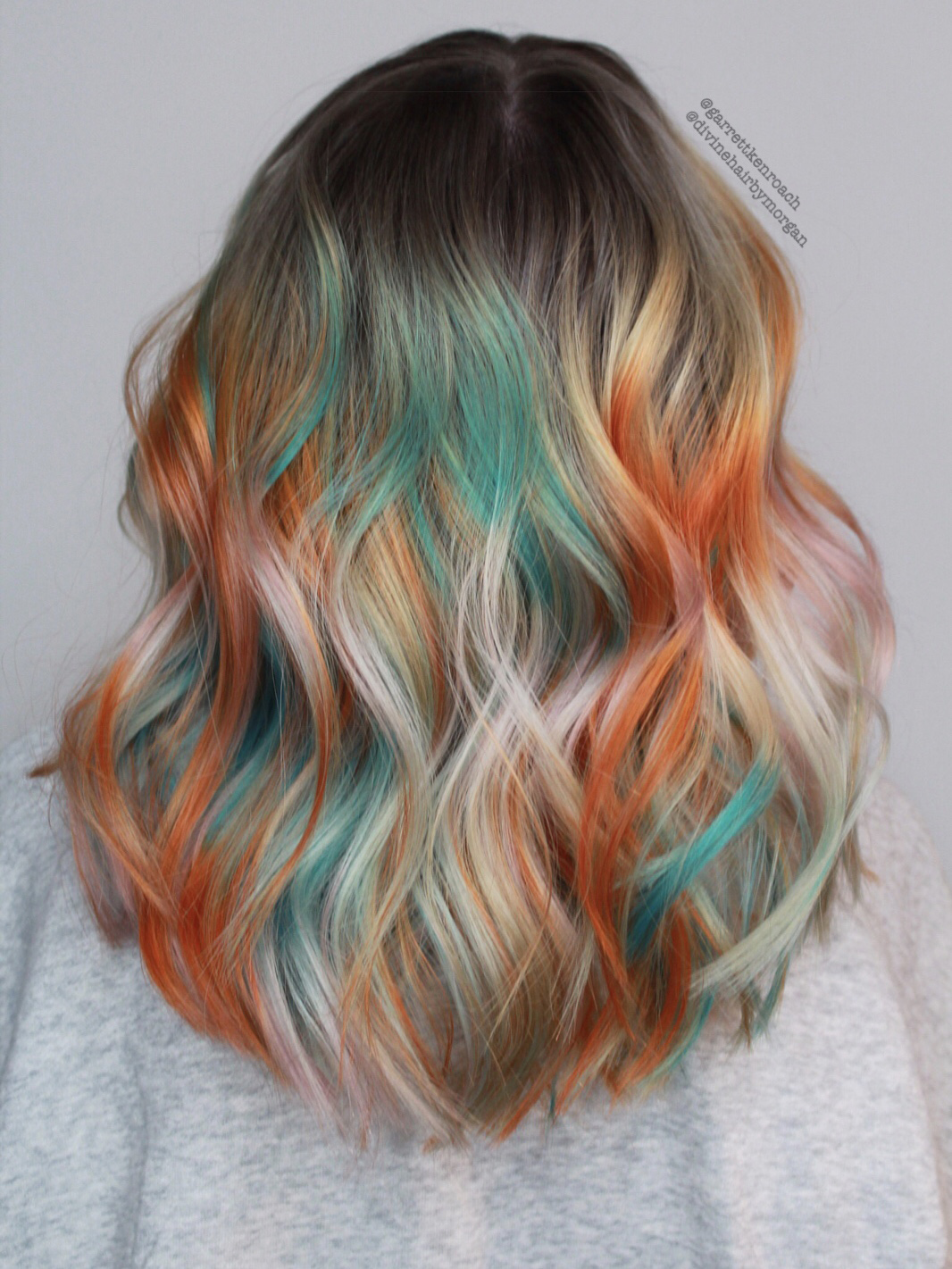 CLENDITIONER-COPPER-ROSEGOLD-EMERALD+TEAL-GARRETTKENROACH-DIVINEHAIRBYMORGAN-4