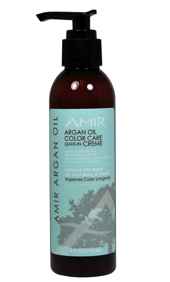 Argan Color Hair Leave-In Creme