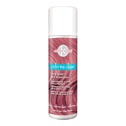 Color Me Clean Rose Gold + Dry Shampoo