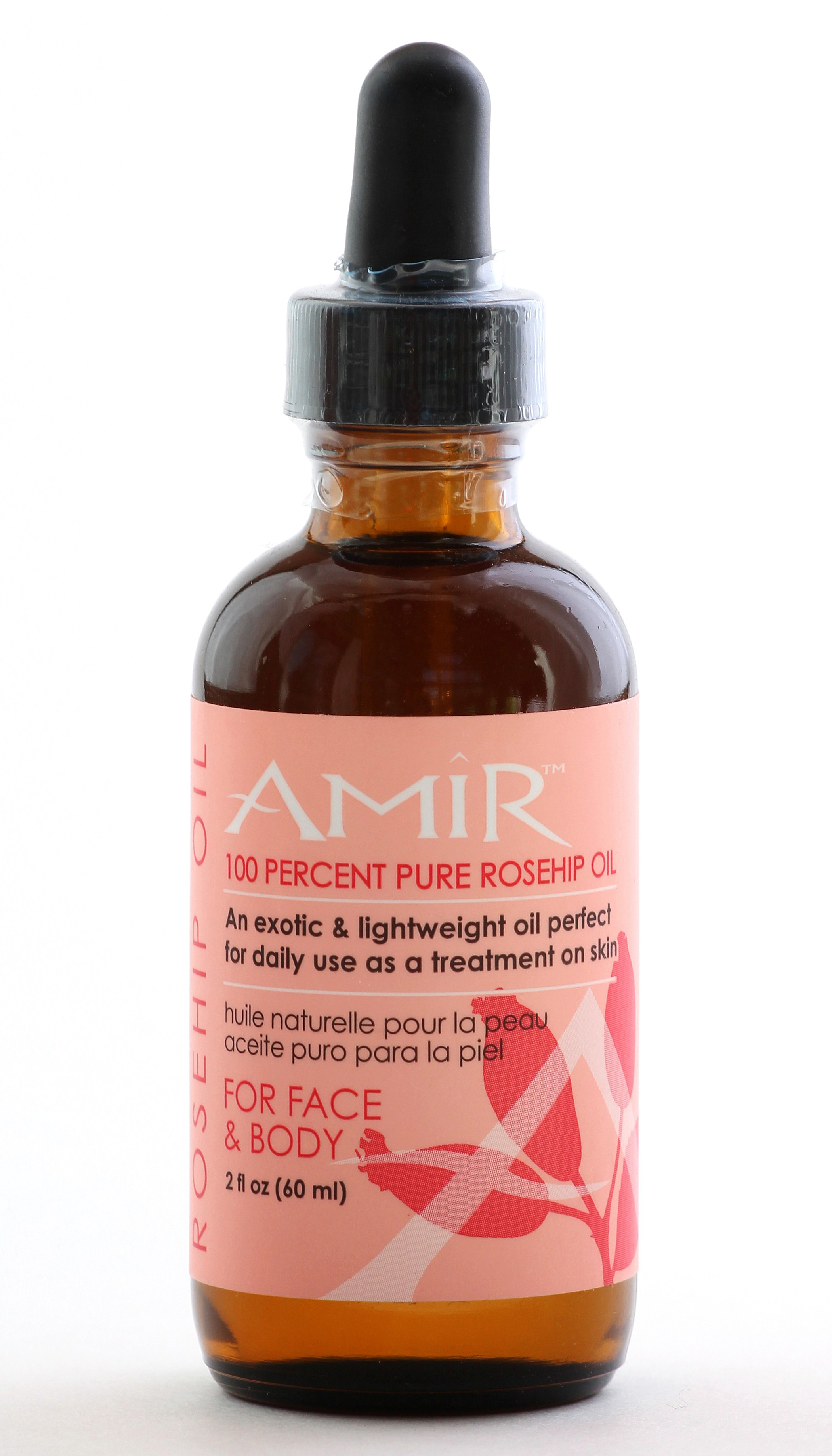 100% Pure Rosehip Oil for Skin