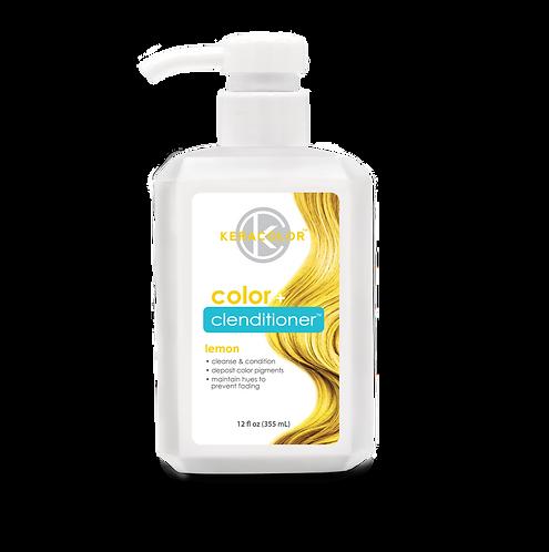 NEW! Color + Clenditioner Lemon