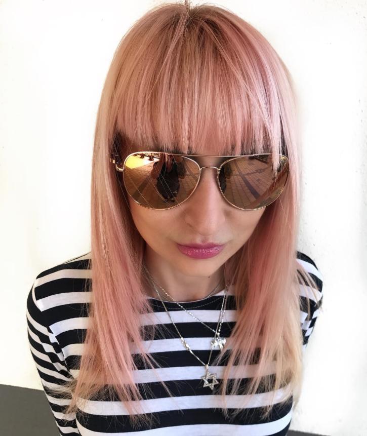 Keracolor Light Pink