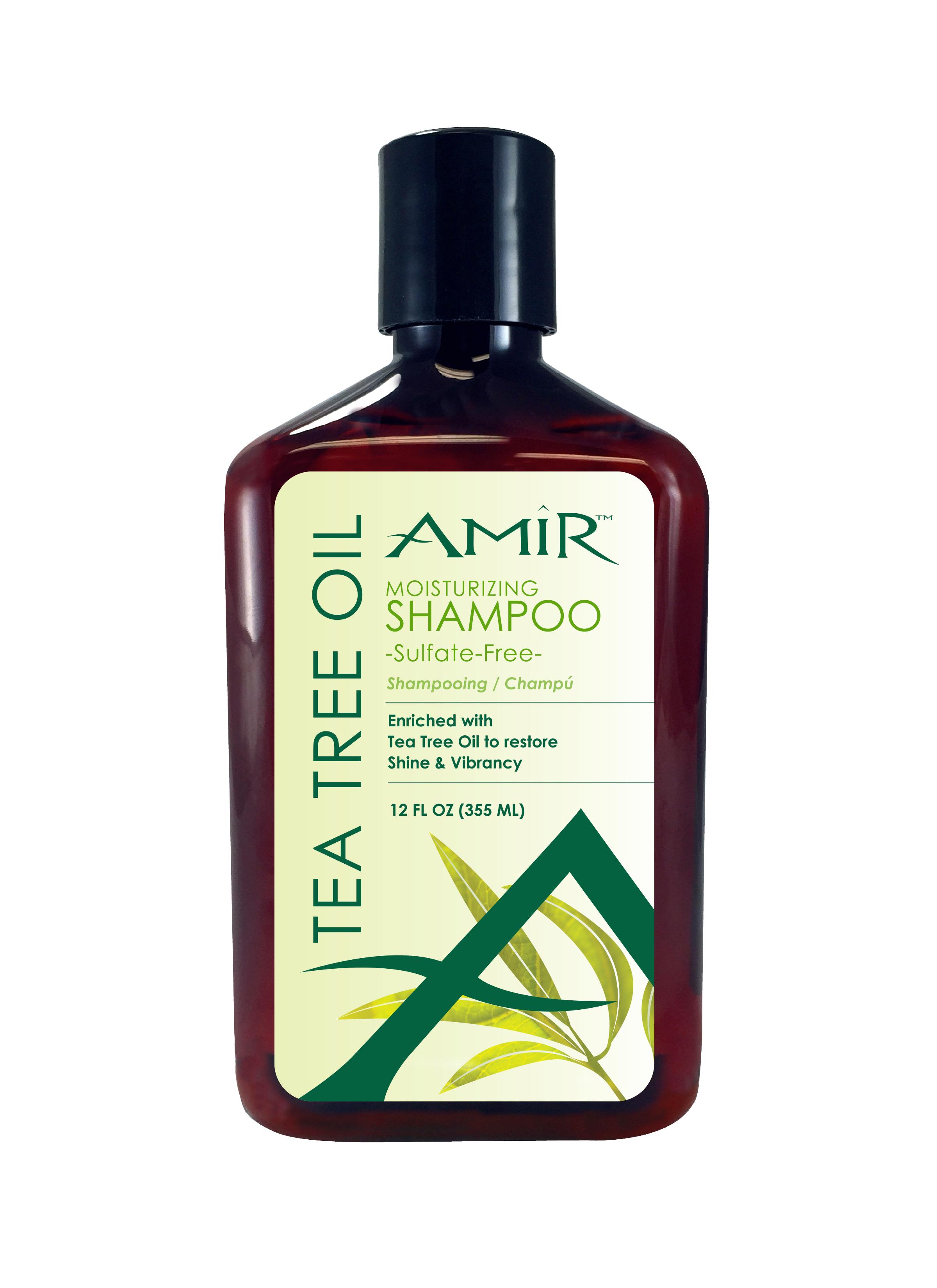 Tea Tree Moisturizing Shampoo