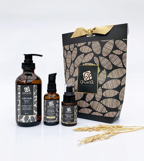 Cuidado de Barba + Shampoo PCK435