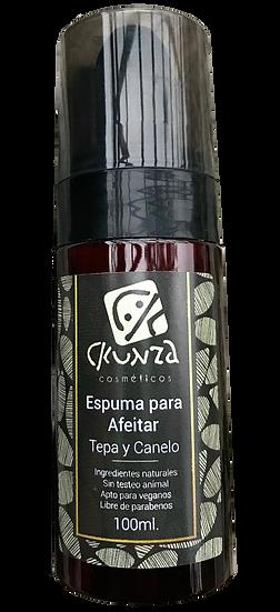Espuma para Afeitar 100 ml.