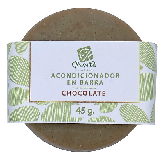 Repuesto Acondicionador en barra de Chocolate de 45 g