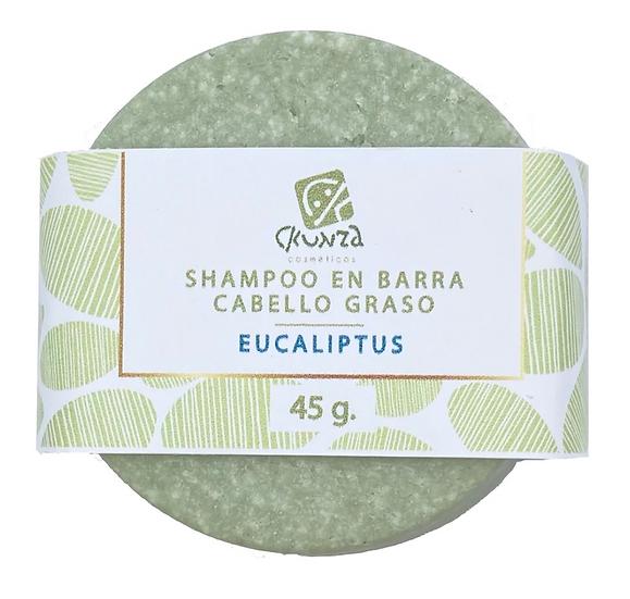 Repuesto Shampoo en barra de Eucaliptus de 45 g