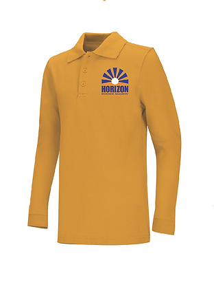 Long Sleeve-Gold  Color