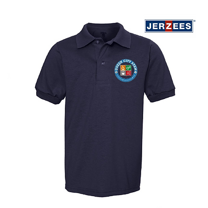 SHORT SLEEVE-NAVY(J)