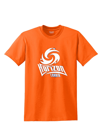 T-SHIRT-ORANGE- Spirit