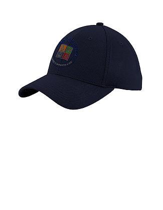 NAVY-PosiCharge™ RacerMesh™ Cap