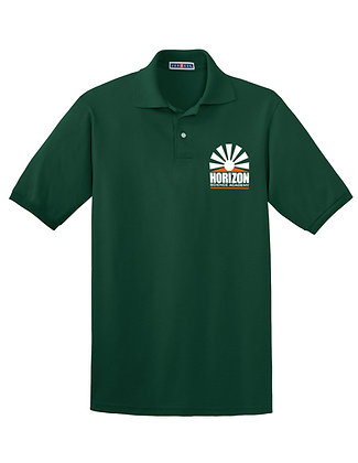 Boys Short Sleeve- Hunter Green