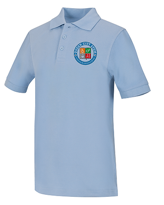 SHORT SLEEVE - LIGHT BLUE