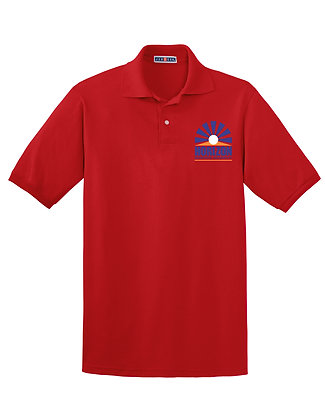 Short Sleeve-Red