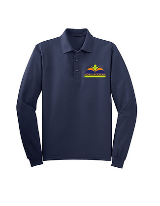 Long Sleeve-Navy