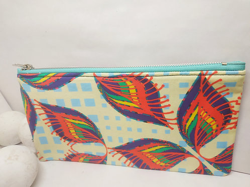 Wynderush Legacy Collection- Maudlin -Tropical Floral Purse