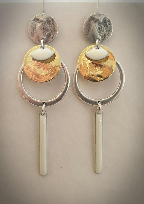 Boucles d'Oreilles BOD19