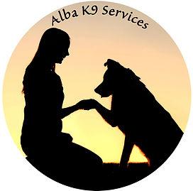 Alba K9 Logo