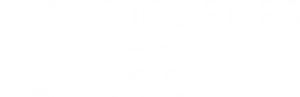Diogenes the Dog logo