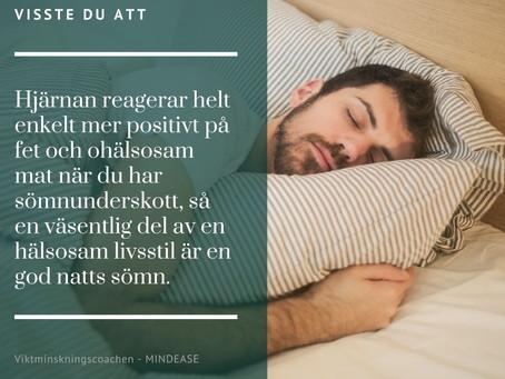 Därför är sömnen så viktig