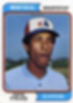 Pepe Frias Montreal Expos
