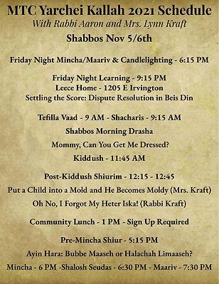 Yarchei Kallah Schedule - Shabbos.jpg