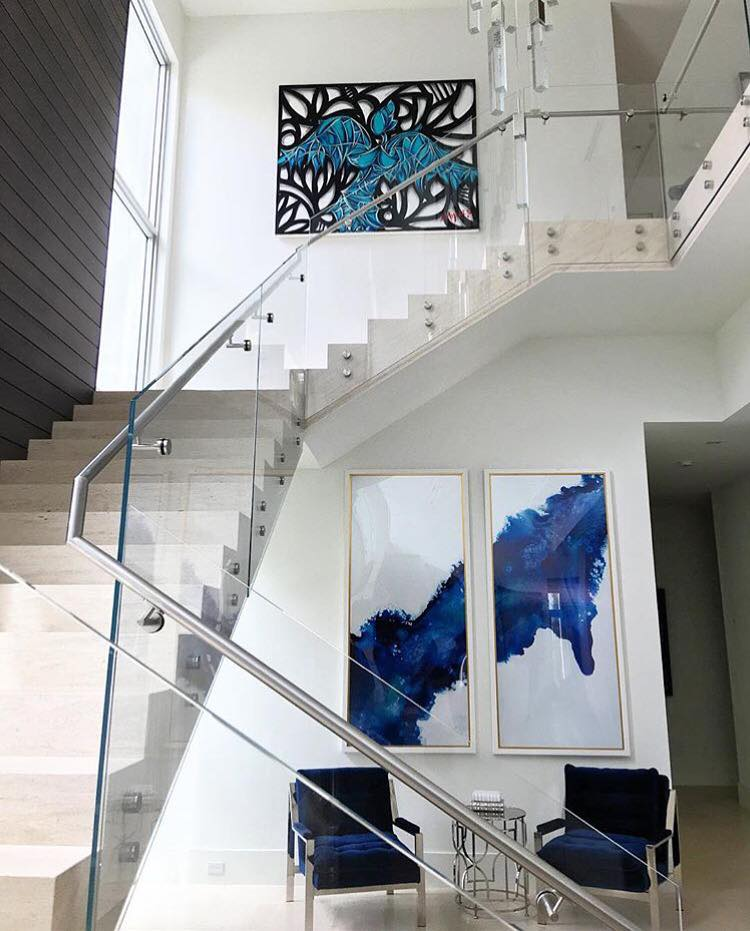Stair Marble Installation