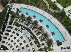 Apogee Miami Beach Pool Deck