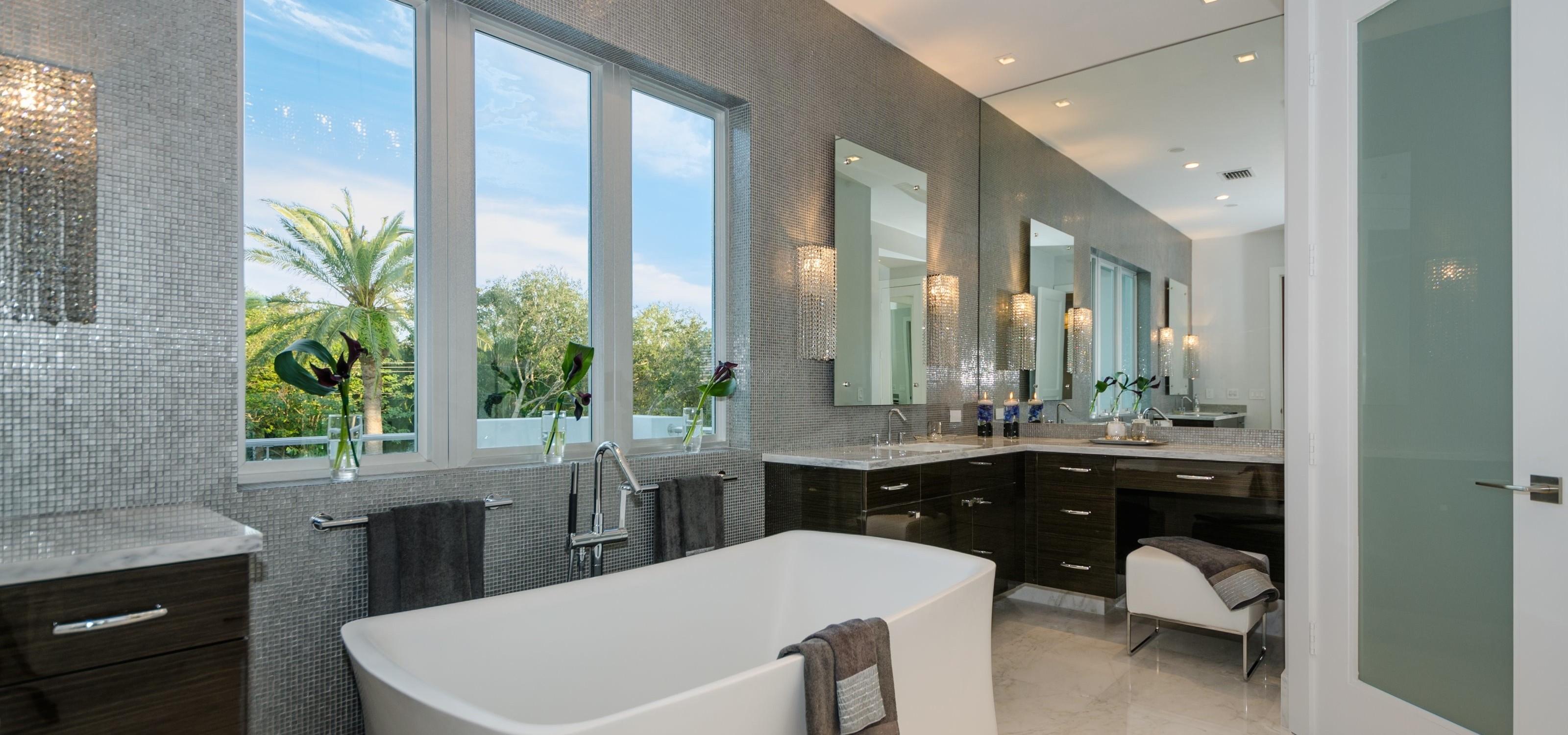 Master Bath Installation