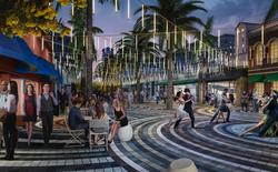 Gables Streetscape