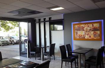Restaurant 30/40 places à Reims