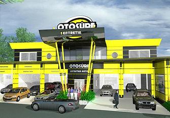 Station d'entretien Automobile OTOSURE