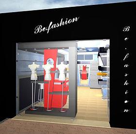 Boutique prêt à porter 25 m²