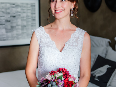 Henno + Lynette {wedding}